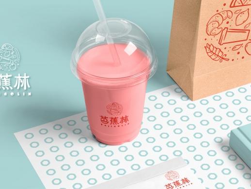 品牌设计|软欧包奶茶品牌
