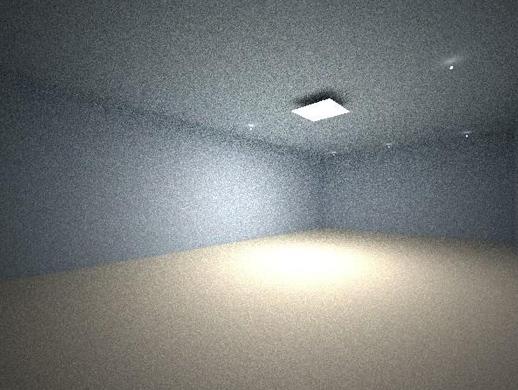 3dmax渲染出图噪点原因及解决方法