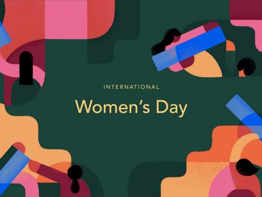 妇女节视觉形象设计