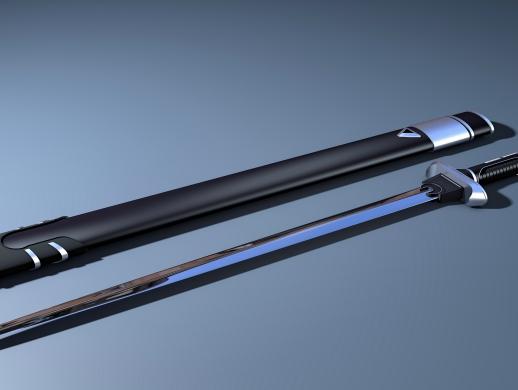 冷兵器模型设计