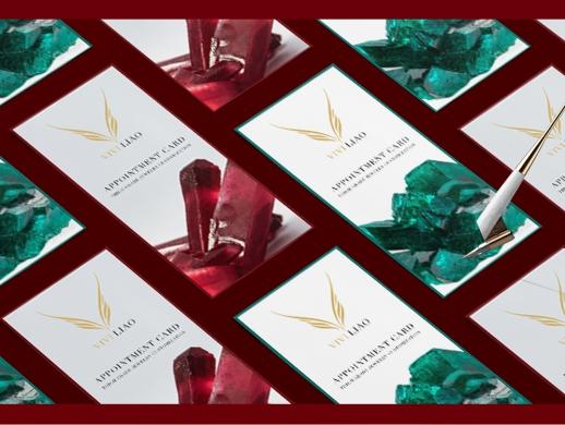 珠宝品牌标志设计