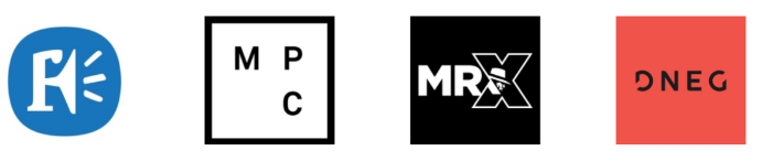 MPC,MR. X,DNEG(Double Negative)多家国际知名视效制作公司