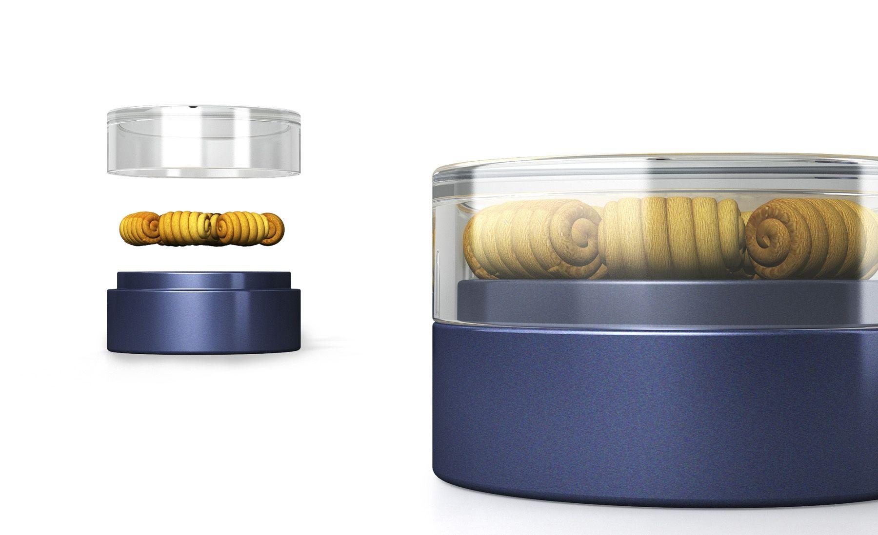 智圆行方x斛元元霍山石斛包装设计|来自大自然的宜生 飞特网 食品包装设计