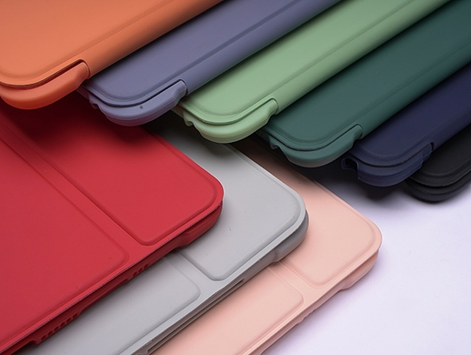 2021年佰仕佳皮套供应商的iPad保护套蓝色款新品详情页