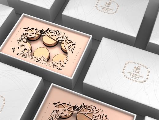 艾尚即食燕窝包装设计 燕窝礼盒包装设计
