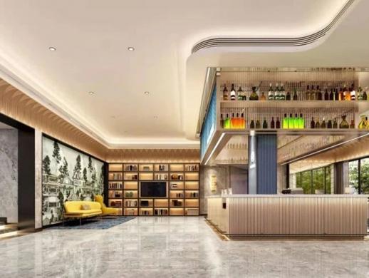 融合中西风格特色的星程酒店设计分享