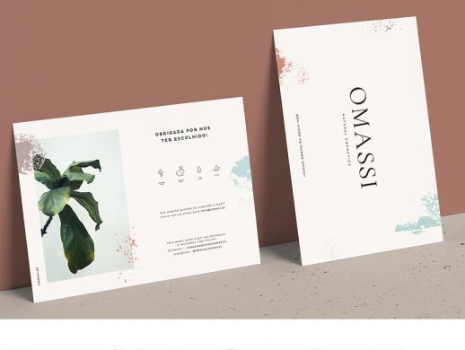 生态植萃风格化妆品包装设计