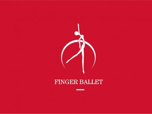2013 finger ballet 指尖芭蕾会所VI设计