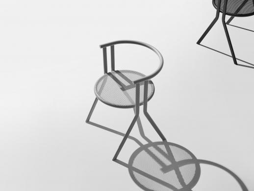 极简椅子工业设计
