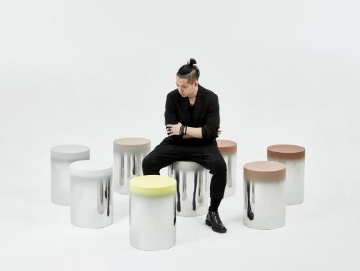 创意和现代感超强的凳子设计