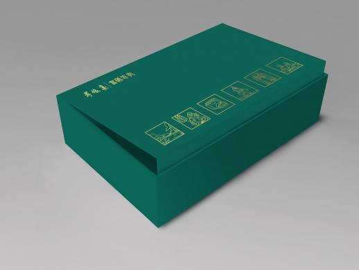 农副产品包装盒设计