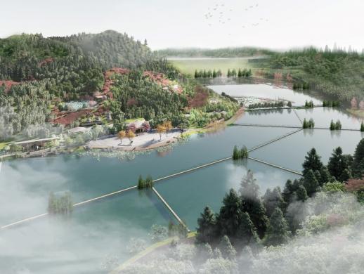 渔乐园主题餐厅设计