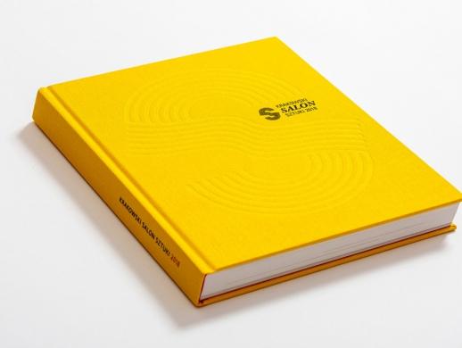 艺术展画册设计