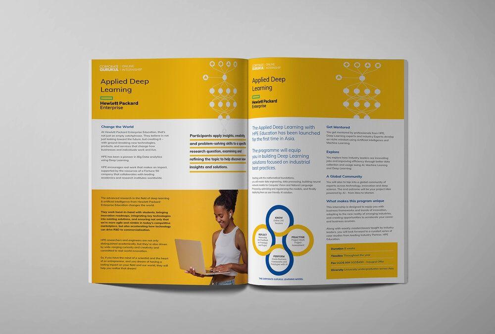 培训机构宣传画册设计 飞特网 画册设计