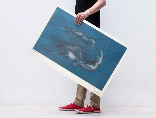 雕塑展会画册设计