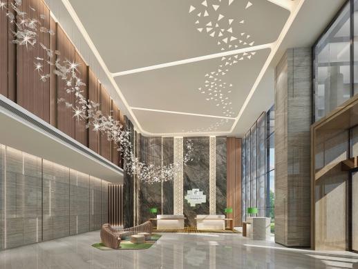 非设计品牌分享——假日酒店设计