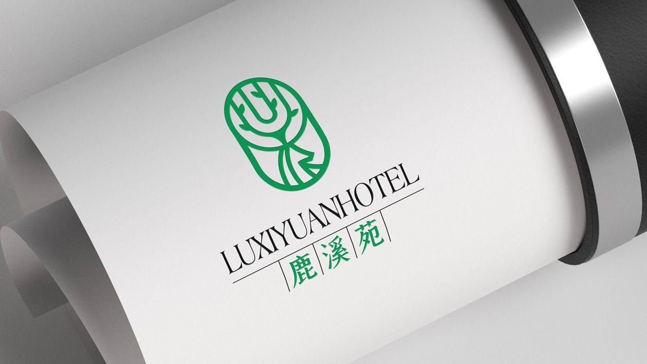 酒店案例丨《鹿溪苑康养酒店》VI设计 飞特网 原创VI设计