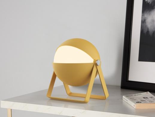 创意球形灯工业设计