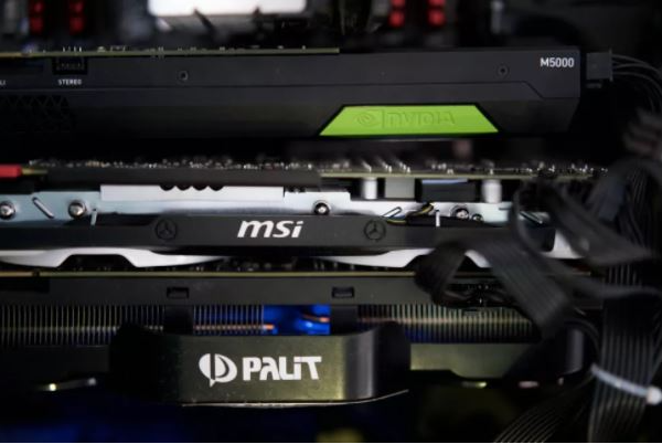 Octane 需要专用的 Nvidia GPU 才能使用