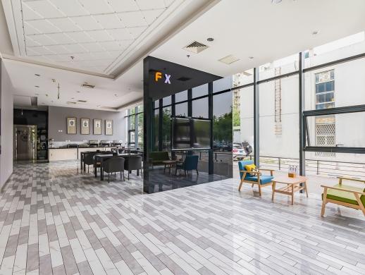 非设计分享——北京富驿时尚酒店设计