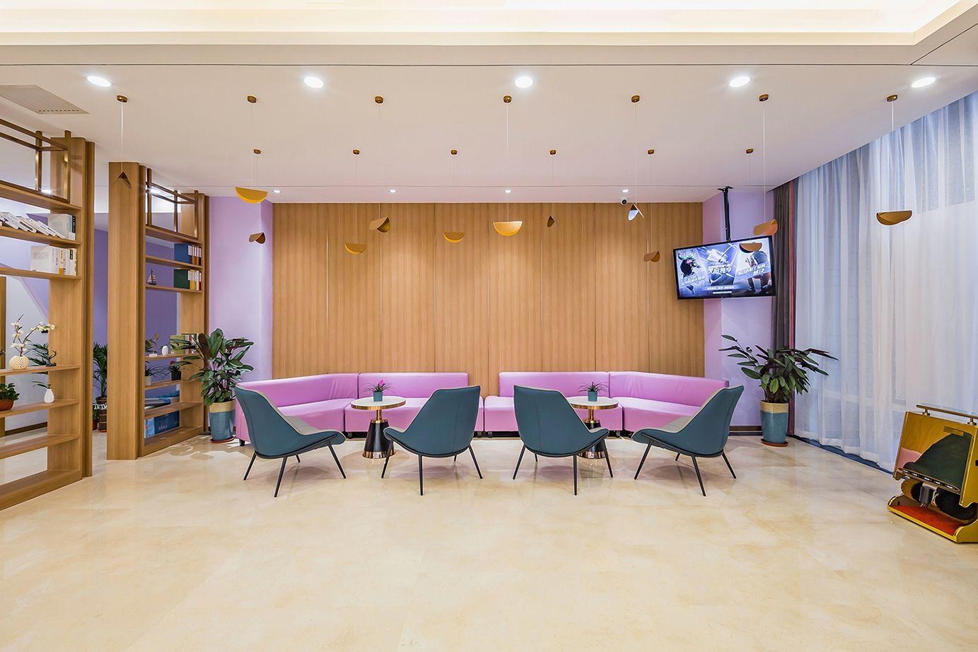 非設計分享——格林東方酒店設計 飛特網 原創酒店設計