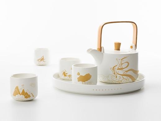 茶具包装设计