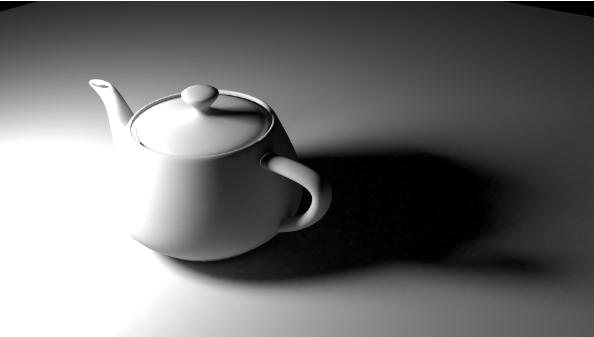 修改着色器图形以使用光照贴图纹理。在 2 秒内渲染。