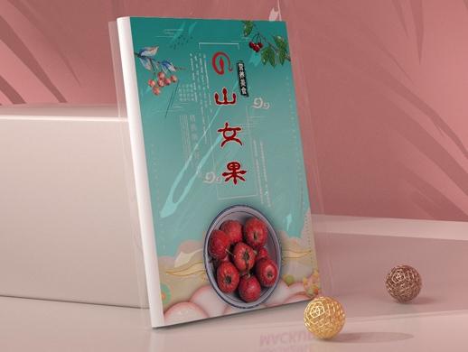 山女果(山楂)包装设计