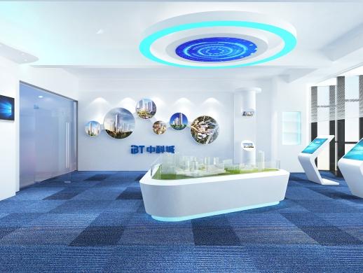 中科城办公空间设计