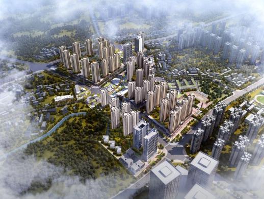 贵阳万科麓山项目建筑外观设计