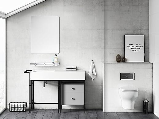 卫浴集成画册设计