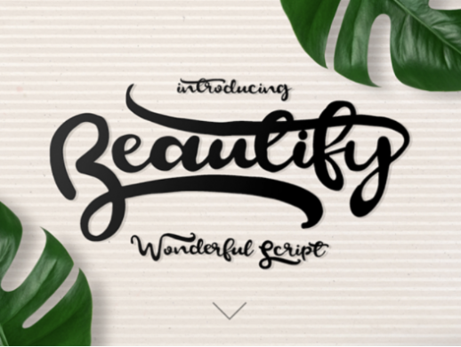 如何设计专属字体?字体的7个必读技巧,带你揭秘字体设计