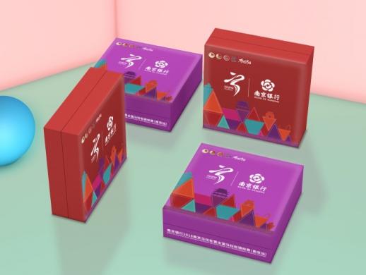 2018南京马拉松奖牌收藏盒设计定制
