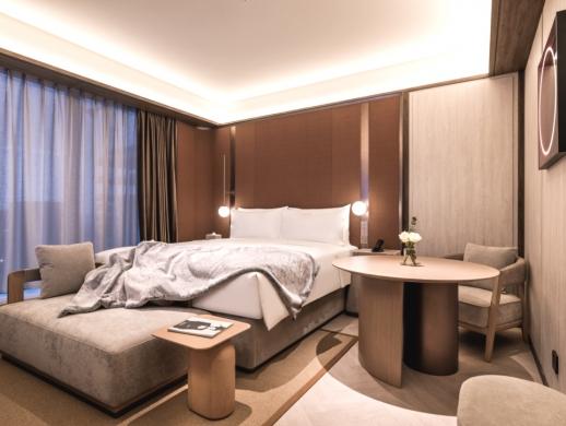 新版桔子水晶酒店设计分享