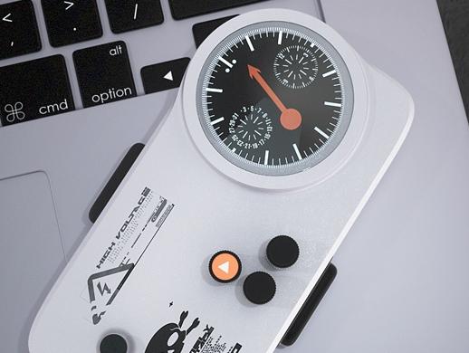 指针传感器设计