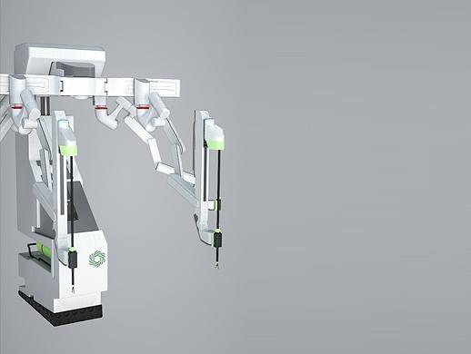 手术机器人造型设计