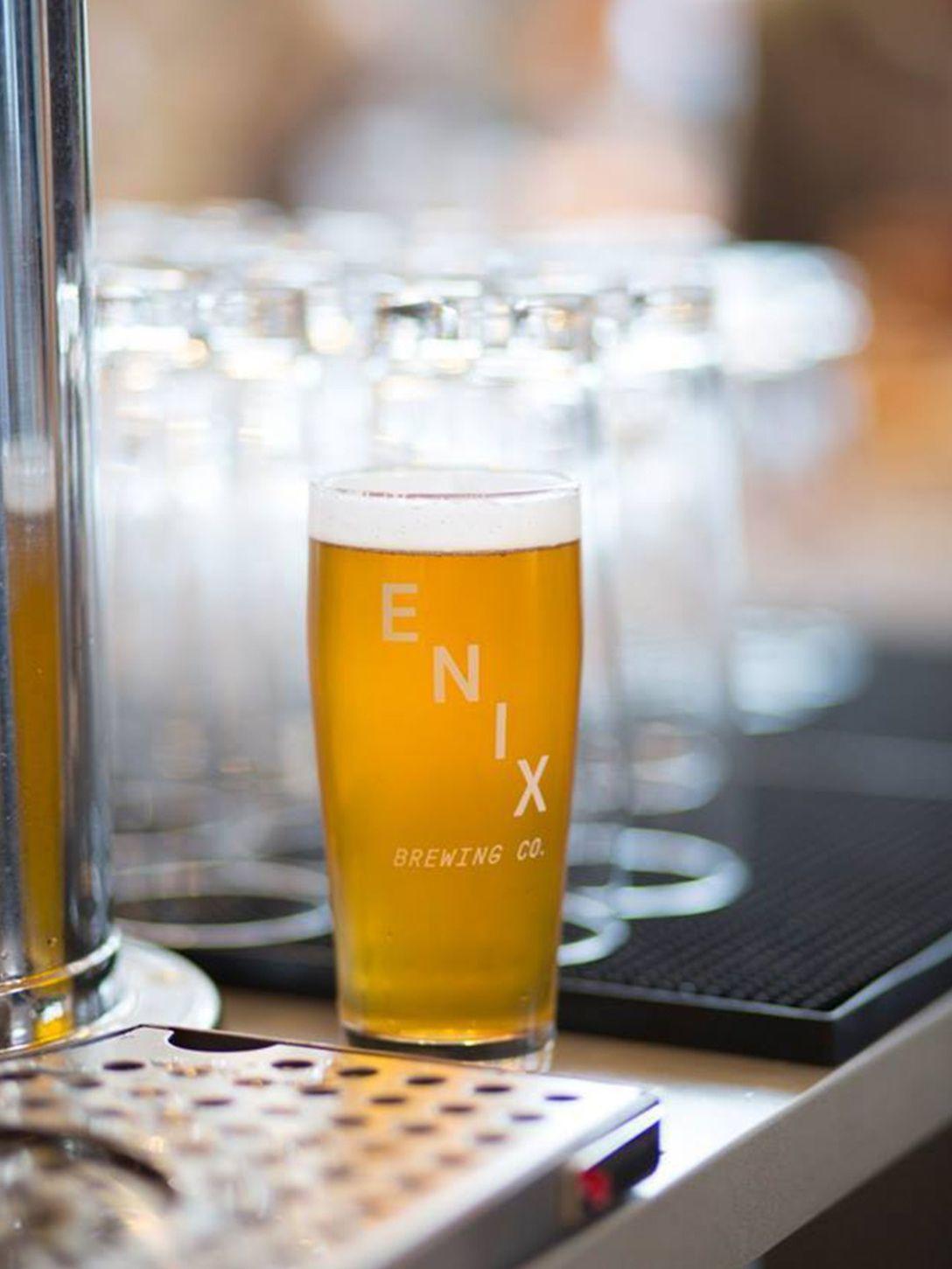 匹兹堡工艺啤酒品牌标志设计