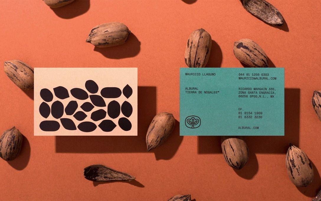 核桃种植加工生产公司标志设计 飞特网 标志设计作品欣赏