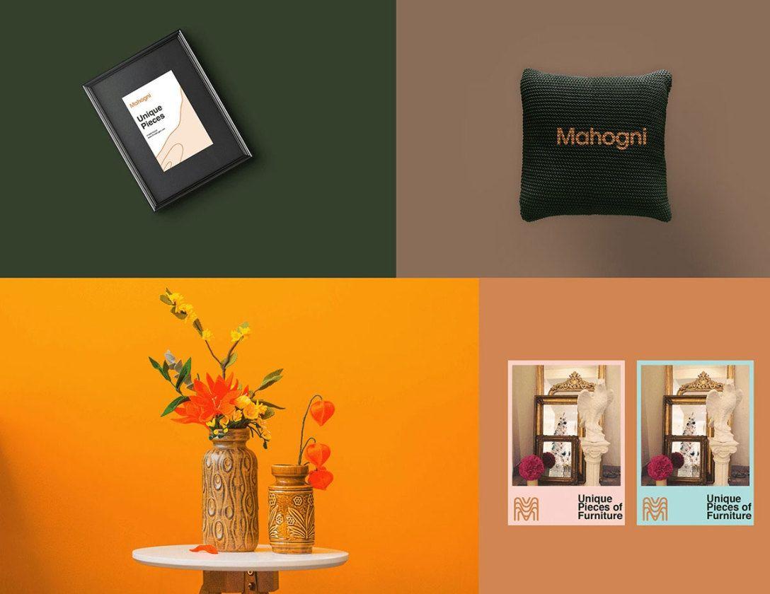 家具公司品牌VI设计 飞特网 VI设计作品欣赏