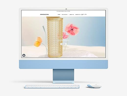 MANJA 网页设计