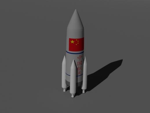 火箭模型设计