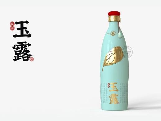 不同价位的白酒包装设计要区别设计!