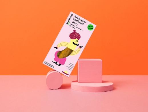 创意有机食品包装设计