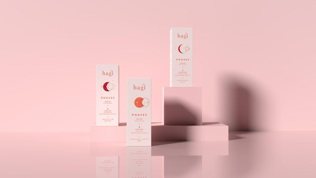 区分日用和夜用的化妆品包装设计 飞特网 化妆品包装设计作品欣赏