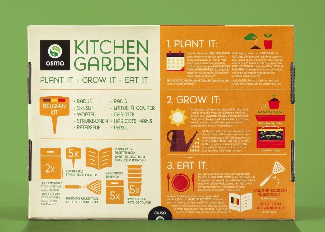 有机食品包装箱设计 飞特网 食品包装设计作品欣赏