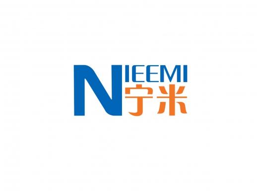 宁米logo设计