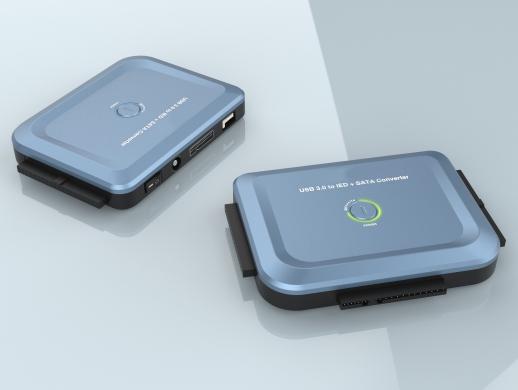 扩展坞设计,原创3C周报电子产品设计