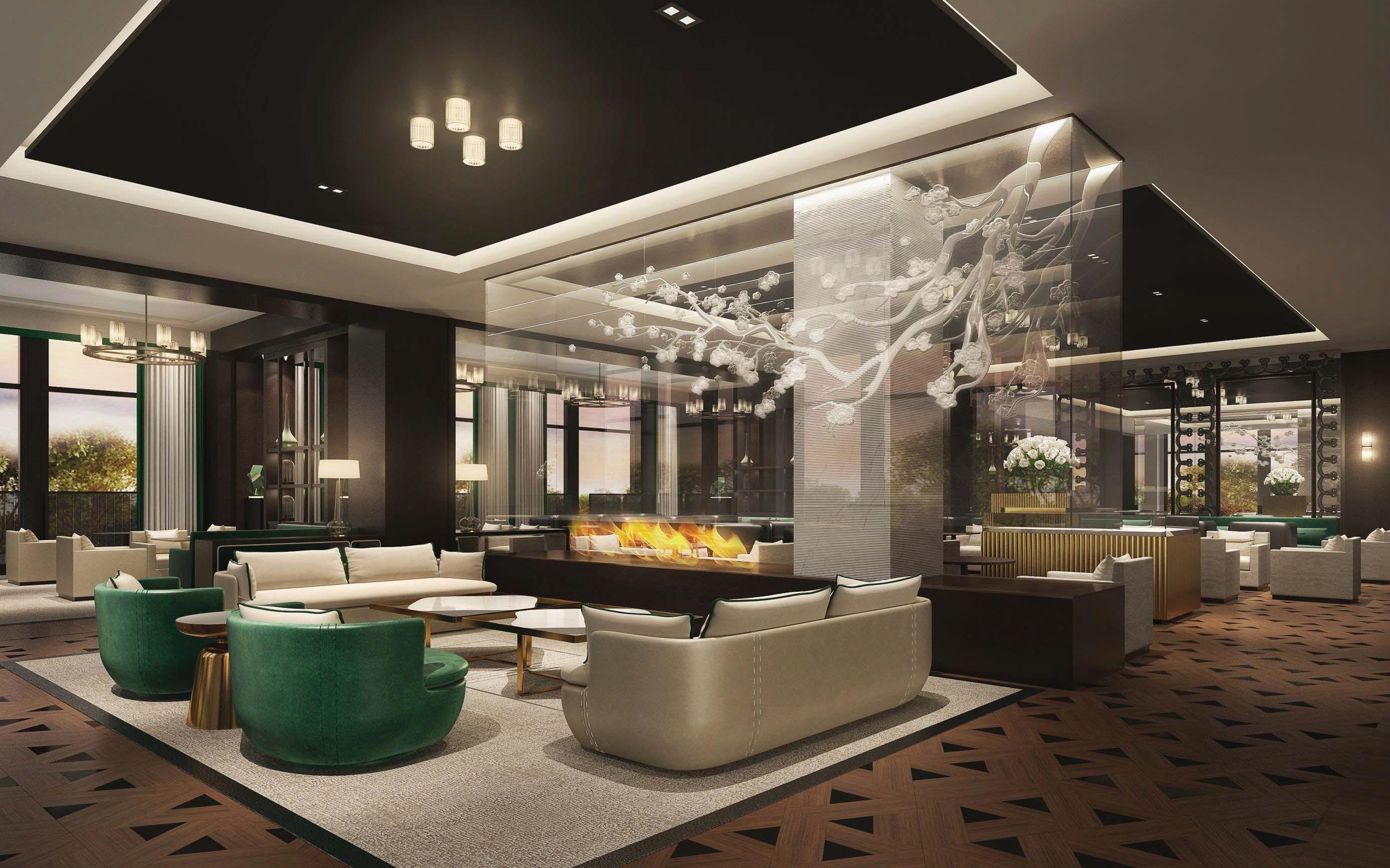 酒店设计案例 飞特网 原创酒店设计
