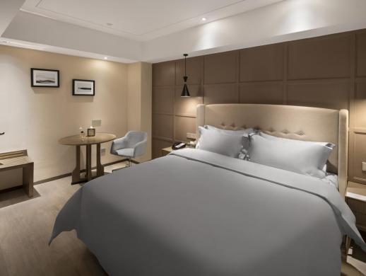 成都天府丽雅酒店设计案例