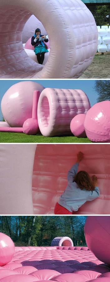 《Soft Architecture》的创作灵感 - 瑞云渲染